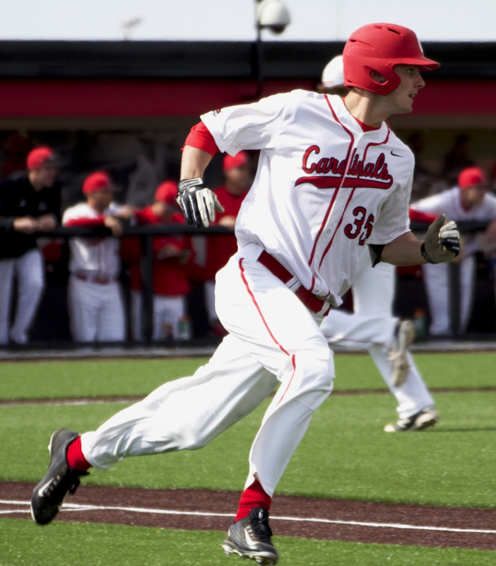 Ball State baseball players win Pitcher, Hitter of the Week honors