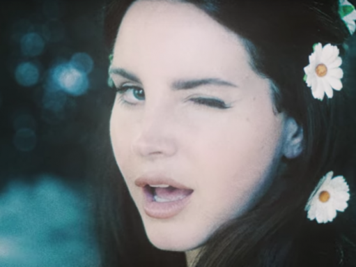 Lana Del Rey's latest video is a vintage romance set in space