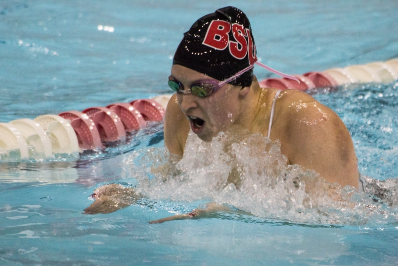 PREVIEW: Ball State women's swimming and diving off to MAC Championships