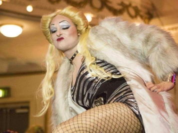 "Mark III Taproom will show a performance of ""Hedwig and the Angry Inch"" in partnership with Cornerstone Center for the Arts on Feb. 25 at 9:30 p.m. The show follows Hedwig, a transgender woman as she makes a name for herself by forming a band called The Angry Inch. Jeff Robinson // Photo Provided"