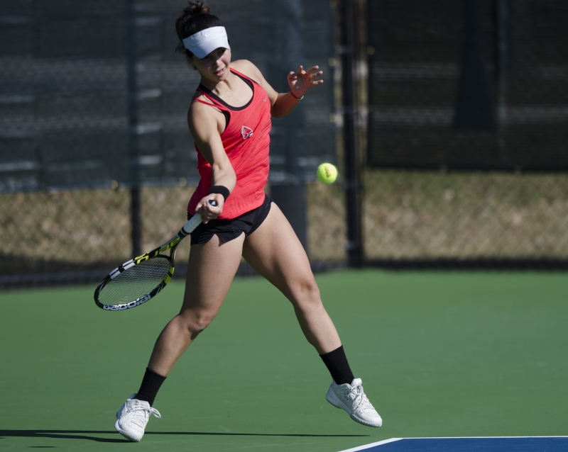 PREVIEW: Ball State women's tennis vs. Belmont, Western Kentucky