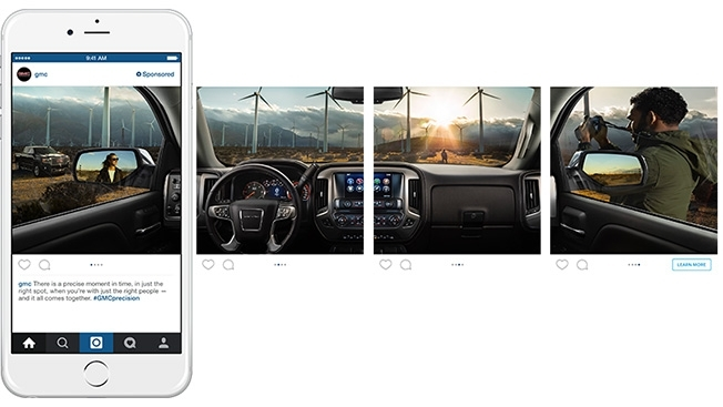 Instagram adds galleries to its list of features