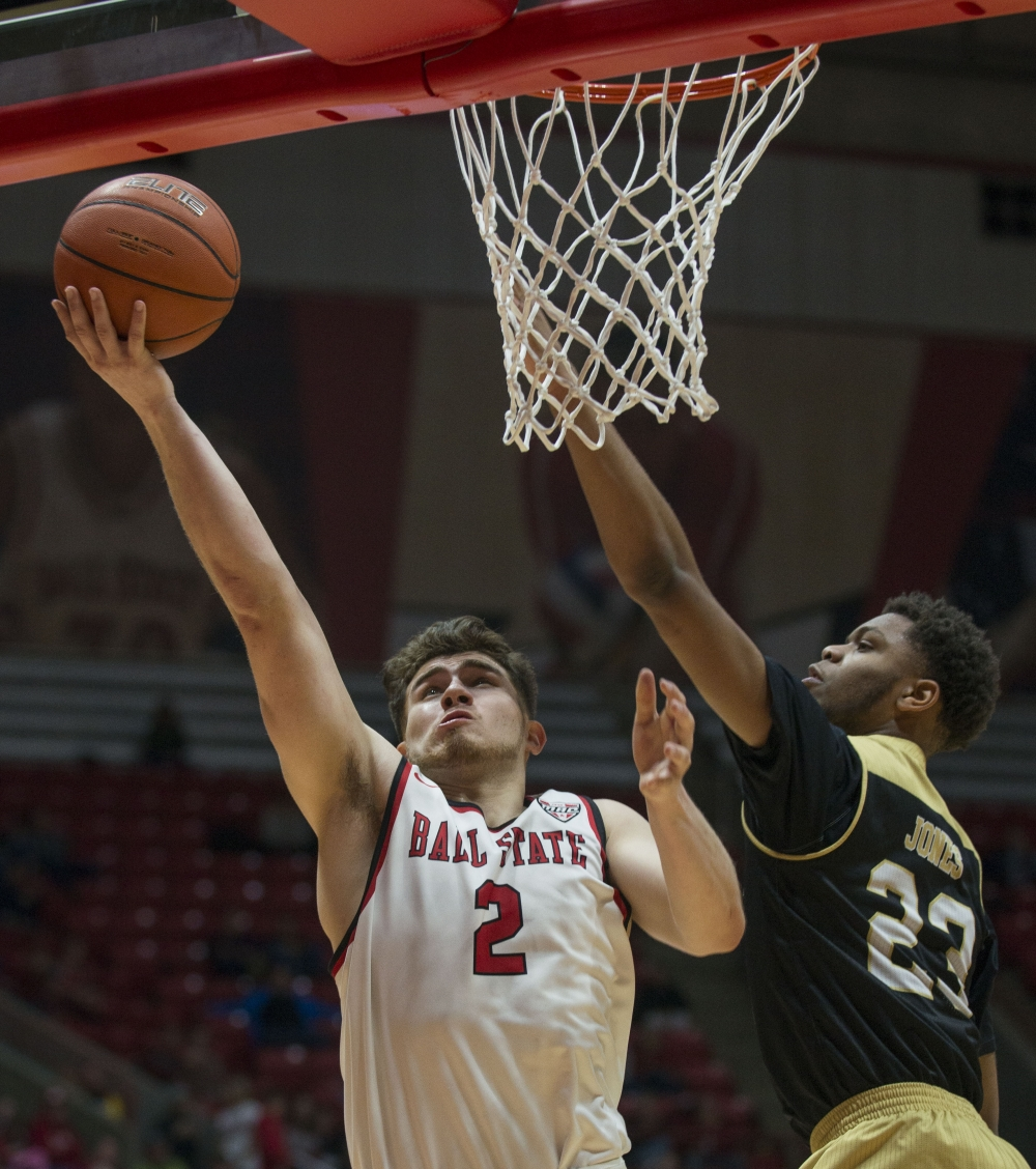 RECAP: Ball State men's basketball vs. Western Michigan