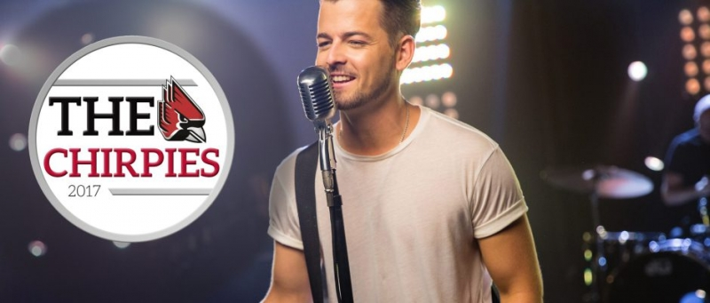Chase Bryant To Headline #Chirpies April 10