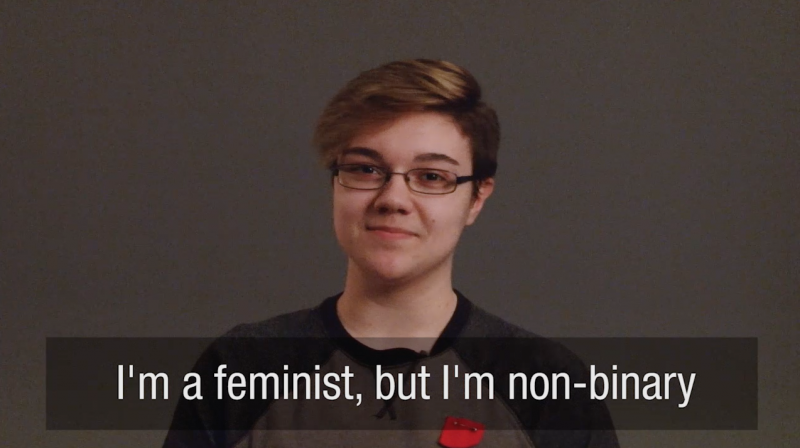 BREAKING STEREOTYPES: I'm a part of Feminists for Action, but...