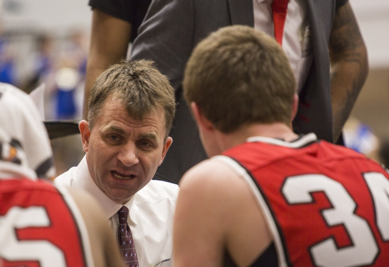 Ball State men's basketball coach James Whitford 'committed' to Ball State
