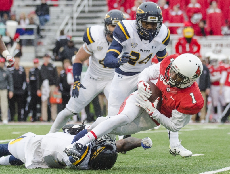 Ball State football opens spring practice, wide receivers look to replace Mabon