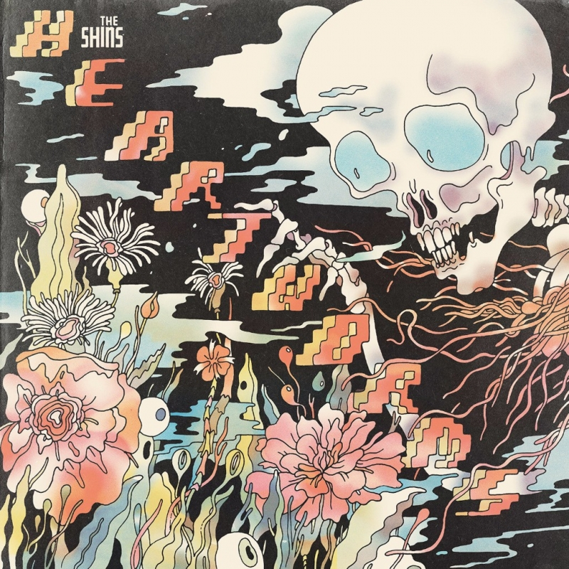 """Shins apply some """"New Slang"""" on 'Heartworms' to minimal success"""