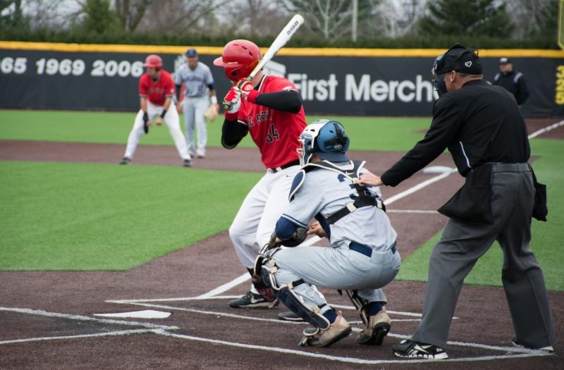 RECAP: Ball State baseball vs. Ohio (Game 3)
