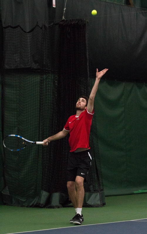 PREVIEW: Ball State men's tennis vs. Western Michigan, IU Southeast