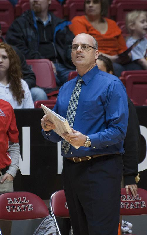 MEN'S VOLLEYBALL: Win hits milestone for Ball State head coach