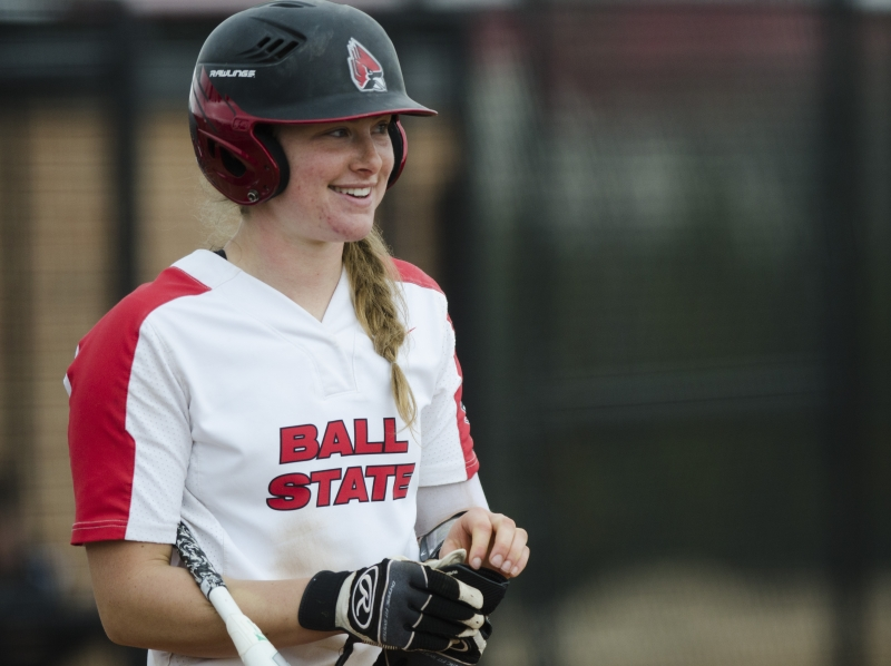 RECAP: Ball State softball splits double-header with Eastern Michigan