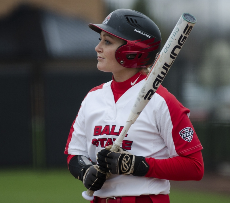 RECAP: Ball State softball goes 2-0 in doubleheader vs. Ohio