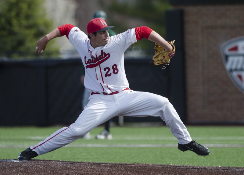 RECAP: Harmon shines in Ball State baseball win vs. Fort Wayne