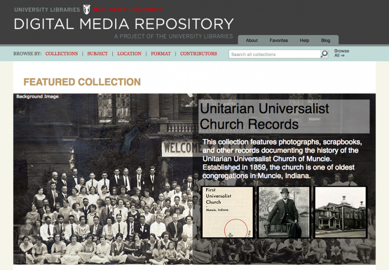 Ball State Digital Media Repository reaches 1 million items, features student collections