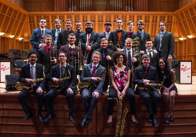 Ball State Jazz Lab Ensemble to perform 'Preview of Montreux' before traveling to Switzerland