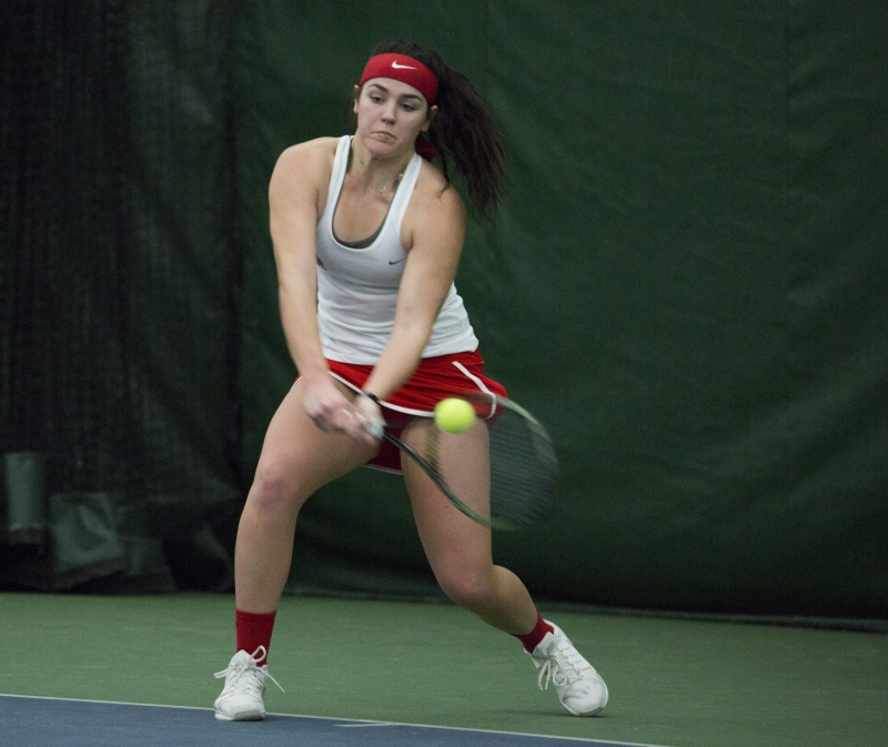 Ball State women's tennis rides win streak into MAC tournament