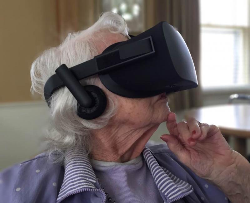 Music fills the air at Muncie nursing homes