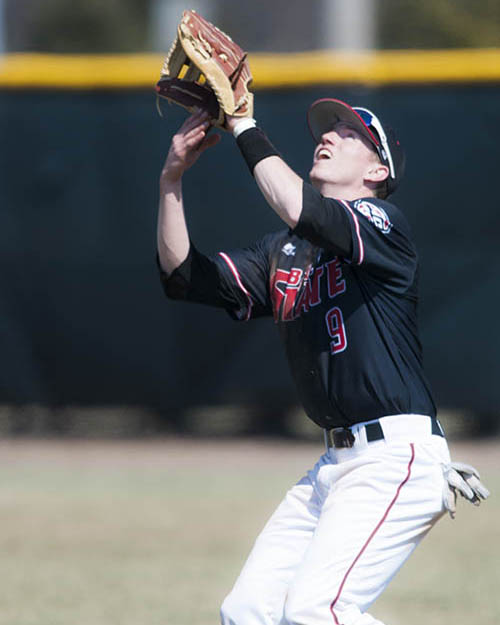 BASEBALL: Sean Godfrey eyes NCAA Tournament following senior season