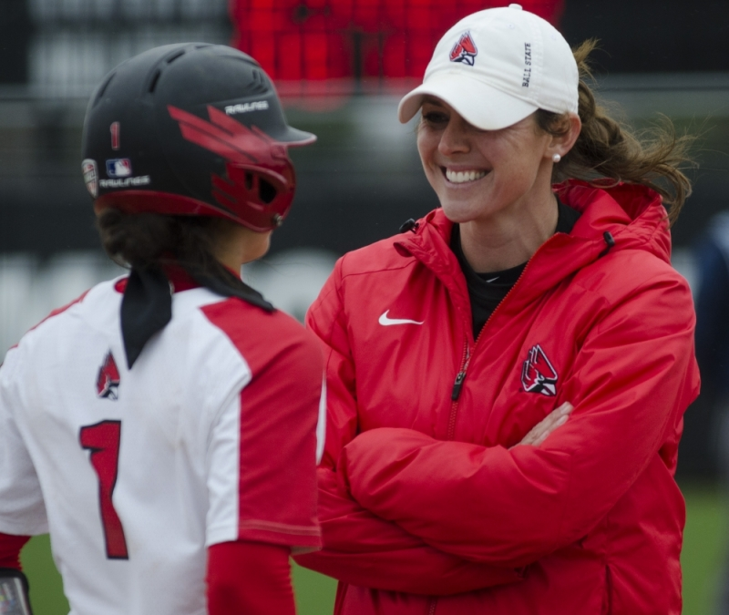 Ball State softball opens MAC Tournament against unfamiliar opponent