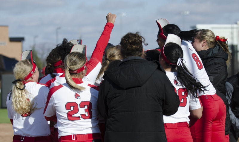 Ball State softball players earn spots on All-Conference teams