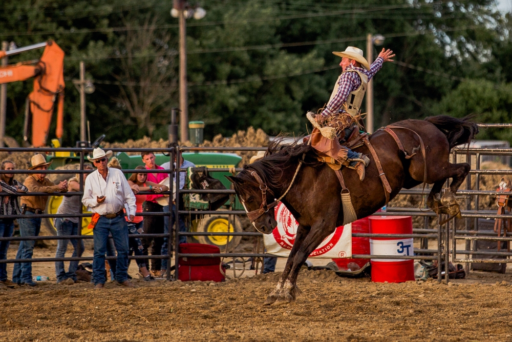 Gallery Delaware County Fair Rodeo Ball State Daily