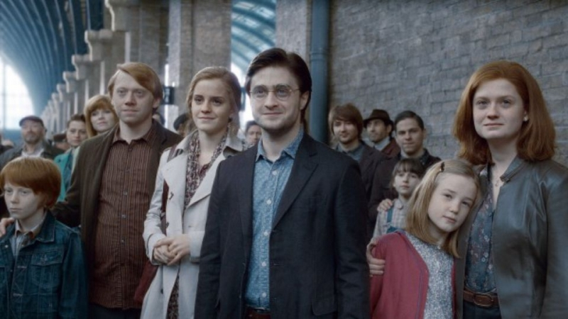 The hesitant acceptance of the expanding Harry Potter universe