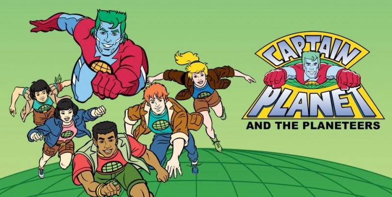 Captain Planet fights for marriage equality in Australia