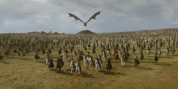 Culture Check: the Dothraki are scarier than dragons