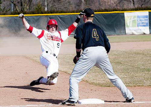 BASEBALL: Optimism high heading into season