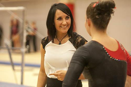 GYMNASTICS: Nadalie Walsh takes head coaching spot at Utah State