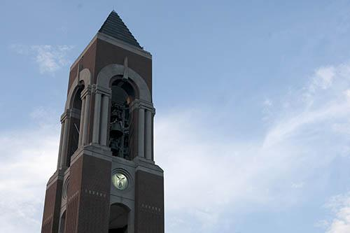Bell tower undergoes maintenance updates