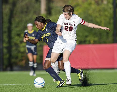SOCCER: Ball State falls to Kent State
