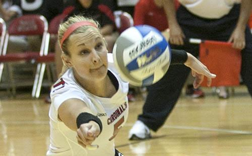 WOMEN'S VOLLEYBALL: Current Ball State win streak doesn't impress Shondell