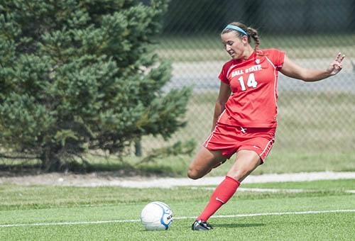 SOCCER: Team gears up for final non-conference match