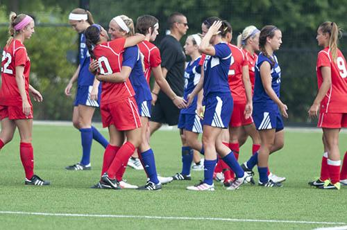 WOMEN'S SOCCER: Non-conference games ready Ball State for MAC play