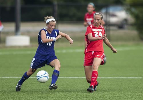 SOCCER: Ball State remains undefeated in 2-0 win over Tennessee Tech