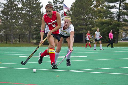 FIELD HOCKEY: Team looks for answers in 8-1 loss