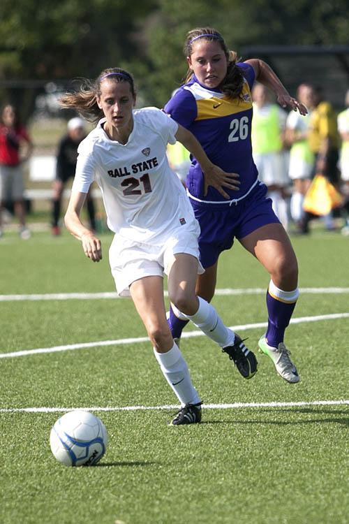 SOCCER: Freshmen key as Ball State soccer moves to 2-0