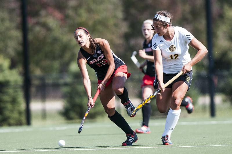 FIELD HOCKEY: Victory keeps Ball State playoff hopes alive as Cardinals beat the Bobcats 1-0