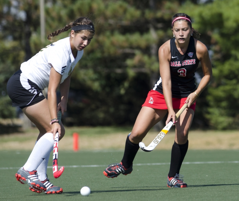 FIELD HOCKEY: Ball State drops game at IU