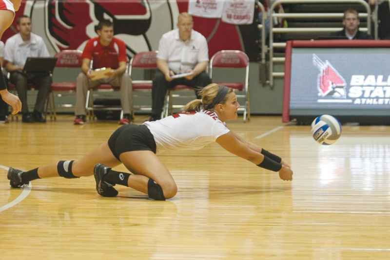 Mother-daughter duo represents Ball State