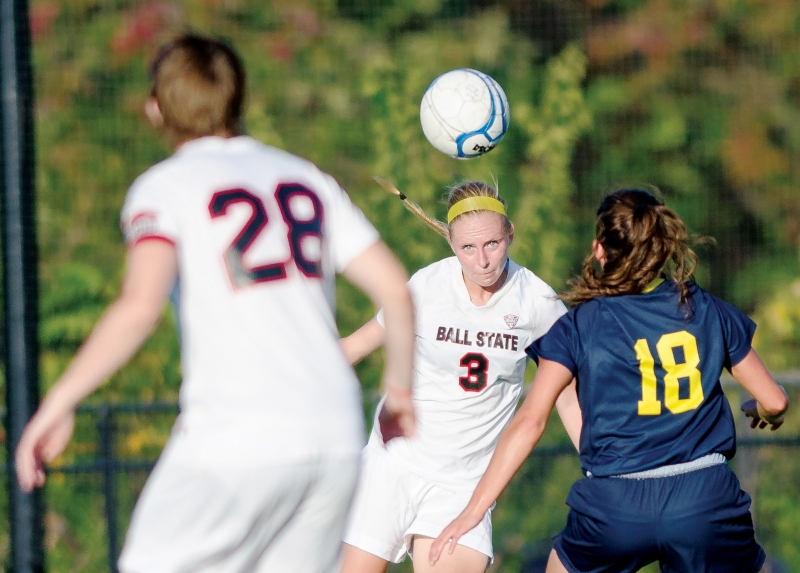 Playoffs loom for Ball State soccer