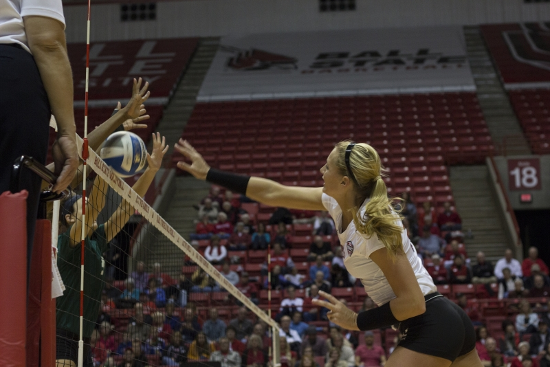 WOMEN'S VOLLEYBALL: Ball State drops second straight match
