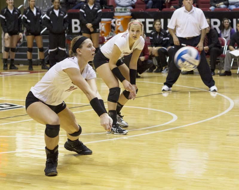 WOMEN'S VOLLEYBALL: Jacqui Seidel, a look back