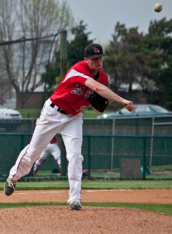 BASEBALL: Ball State's rally not enough in 6-5 loss to Central Michigan