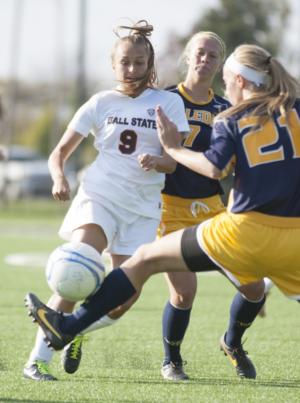 SOCCER: Late goal pushes Ball State into semis for third time in school history