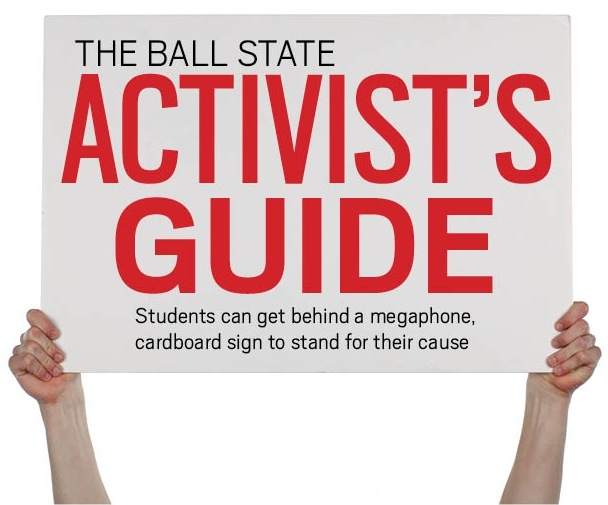 Students' guide to activism