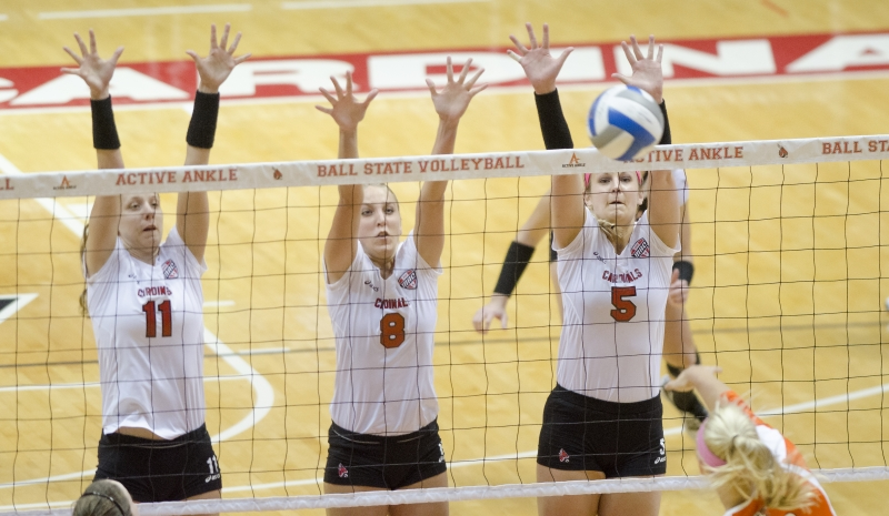 WOMEN'S VOLLEYBALL: With tournament approaching, mental changes occur