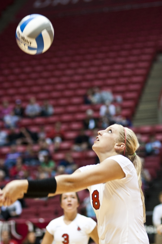 WOMEN'S VOLLEYBALL: Breakdown of the matchup between Ball State and Western Michigan